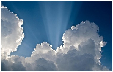 Clouds, Rays