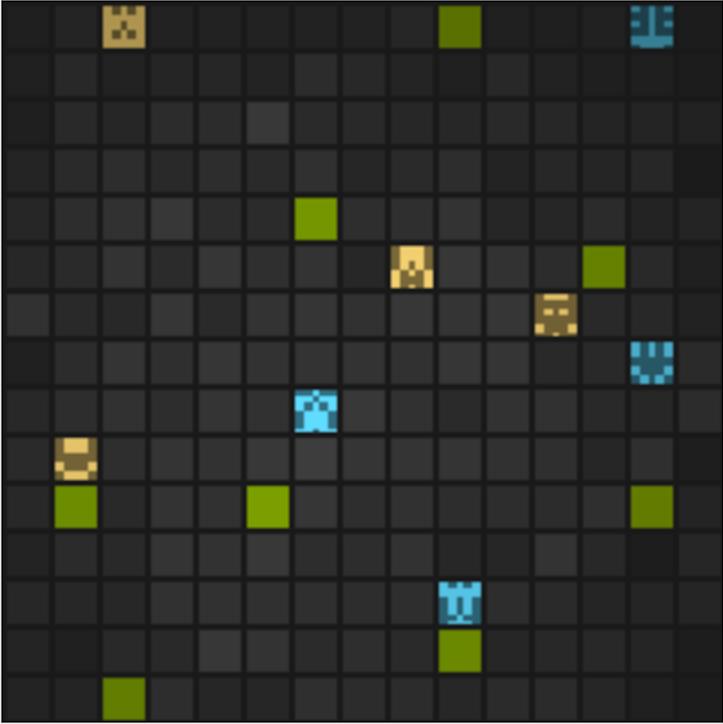 Griduniverse Screenshot