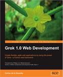 Grok Web Development Book Cover