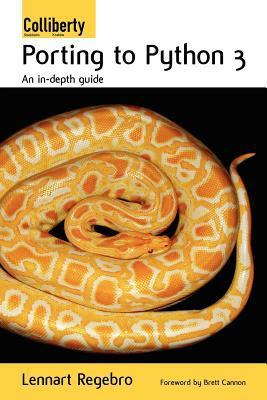Porting to Python 3 Book Cover