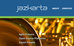 Jazkarta Website
