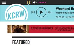 KCRW Website