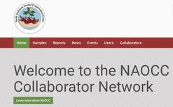 NAOCC Collaborator Network