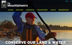 The Mountaineers Website